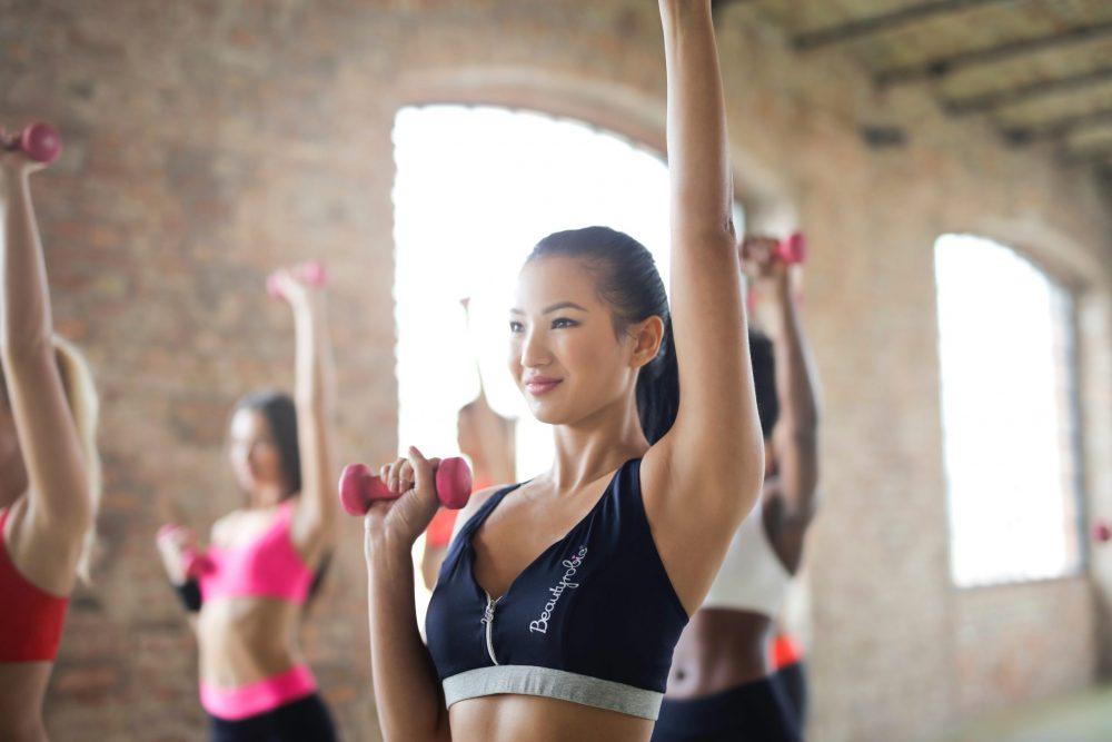 gym women