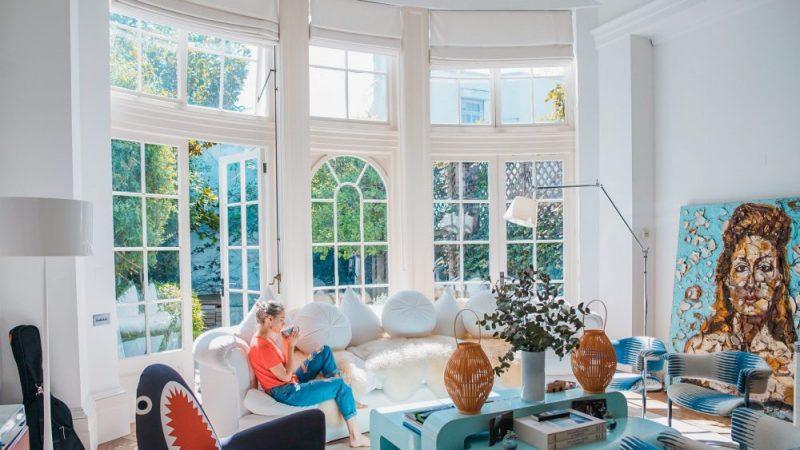 window living room